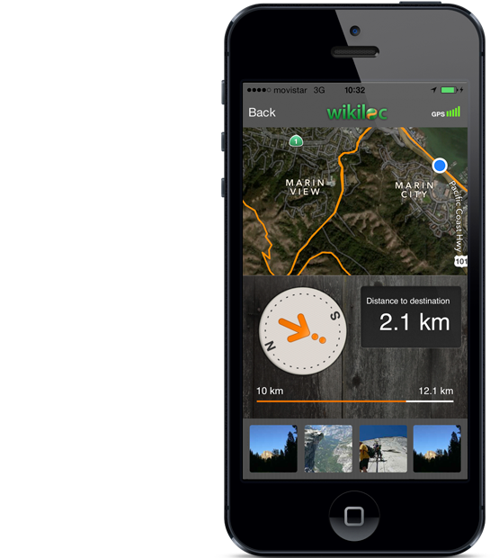 Outdoor navigation made easy